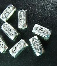 75pcs Tibetan Silver Arrow Square Spacer Beads T727