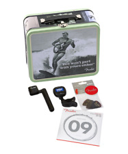 "CLOSEOUT! Fender ""You Won't Part With Yours"" Lunchbox + Accessories, 0992018001"