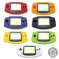Gameboy Advance Shell Case Housing Cover Nintendo GBA Console - Mixed Colours