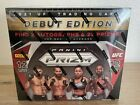 2021 Panini UFC Prizm Hobby Box MMA Debut Edition SEALED! FREE FAST SHIPPING!