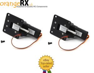RC Plane Retractable System Servoless 5mm Strut Retracts Single or Pair 4.0kg UK