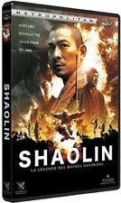 Shaolin La légende des moines guerriers DVD NEUF SOUS BLISTER