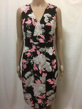 COUNTRY ROAD DRESS WOMENS ~ SIZE 6 ~ BRAND NEW W/O TAGS COLORFUL FLORAL DESIGN