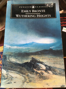 Wuthering Heights - Bronte - English Classic Pb Book