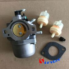 Carburetor F Craftsman 917256450 Lawn Tractor Engine Motors Gasket & Fuel Filter