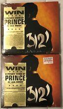 Prince - 3121 cd album - Original release - Golden Ticket - SEALED