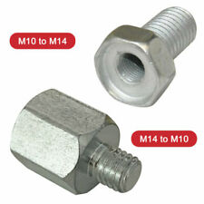 M10 to M14 Thread Adapters Interface Connector Converter Screw Connecting Rod