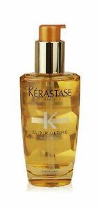 Kerastase Elixir Ultime L'Huile Original Hair Oil - 3.4 fl. oz.NEW W.O BOX NFR