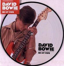 David Bowie mi esposa limitada 40th aniversario 7 in (approx. 17.78 cm) imagen Disco Solo
