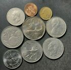 Old+PACIFIC+ISLANDS+Coin+Lot+-+9+Exotic+Coins+-+Lot+%23O19