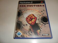 PLAYSTATION 2 PS 2 Red Faction II 2