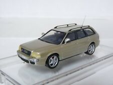 EMC Pivtorak 1/43 1995 Audi RS2 80 Avant Handmade Resin Model Car