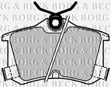 REAR BRAKE PADS SET BORG & BECK FOR HONDA ACCORD 2.2 103KW