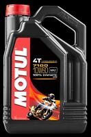 MOTUL 7100 SYNTHETIC OIL 10W-60 4-LI TER 104101
