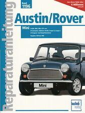 AUSTIN / ROVER MINI 1976-1996 Reparaturanleitung Reparatur-Buch/Handbuch/Wartung