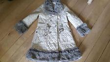 manteau fille  BURBERRY 12 ans
