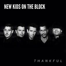 NEW KIDS ON THE BLOCK CD - THANKFUL [EP](2017) - NEW UNOPENED - POP ROCK