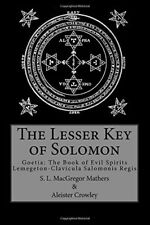 The Lesser Key of Solomon Paperback by Aleister Crowley