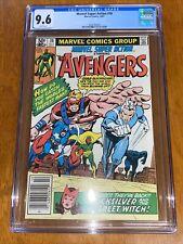 the avengers 36 cgc 9.6