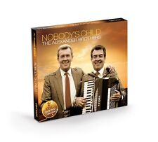 THE ALEXANDER BROTHERS NOBODYS CHILD CD + DVD - NEW RELEASE 2012