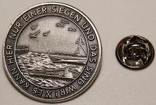 Può soltanto una vittorie e lo siamo sottomarino L ansteckl distintivo L pin 377