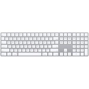 Apple Magic Keyboard A1843 Wireless Bluetooth with Numeric Keypad White
