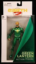 "2014 DC COLLECTIBLES NEW 52 EARTH 2 GREEN LANTERN 6"" ACTION FIGURE MIB"