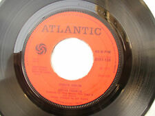 ARETHA FRANKLIN SPANISH HARLEM / LEAN ON ME uk atlantic 2091 138.... 45 rpm
