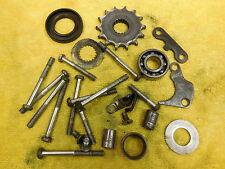 1978 Suzuki RM125 Engine hardware odd parts lot 78 RM 125