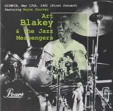 Art Blakey & the Jazz Messageries-Olympia, May 13th, 1961 (First Concert)