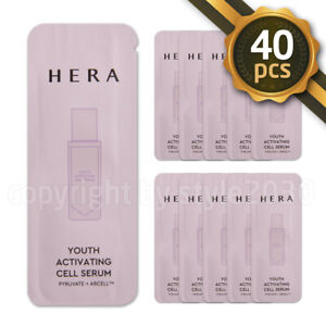 [Hera] YOUTH ACTIVATING CELL SERUM 1ml x 40pcs (40ml) PYRUVATE + ABCELL