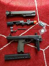 New listing KWA KMP9R TMP Airsoft Gas Blowback Machine Pistol (For parts)
