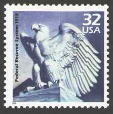 US. 3183 b. 32c. Federal Reserve System Created 1913 Celebrate The Century. 1998