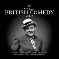 Vintage British Comedy Vol.2 CD