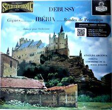 DEBUSSY - IBERIA - LONDON - CS 6013 - ARGENTA - OSR - NO DECCA