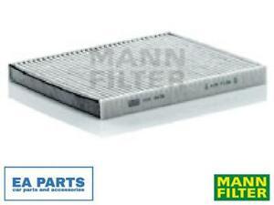 Filter, interior air for FORD MANN-FILTER CUK 2436