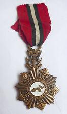 Original Syrien Militär Verdienstmedaille --6- Oktober 1973-- Jom-Kippur-Krieg