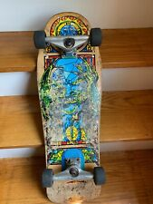 Vintage Santa Cruz Bod Boyle Compete Skateboard - Old School