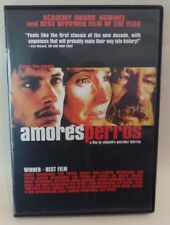 Amores Perros, Dvd, Single Disc W/Case & Cover Artwork