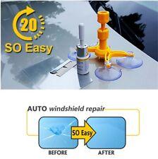 DIY Car Wind Glass Chip Crack Kit Windscreen Windshield Repair Tool Set