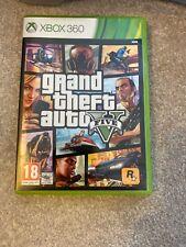 Gta 5 Xbox 360 Discs Mint Complete