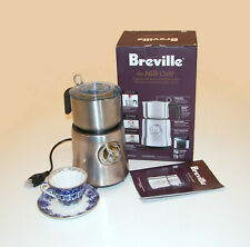 Breville® Milk Cafè Brushed Stainless-Steel Electric Frother -BMF600XL Excellent