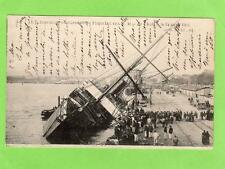 French Printed Collectable Sea Transportation Postcards