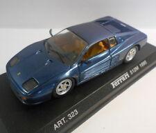 Corgi Detail 1/43 Scale - ART.323 FERRARI 512 M 1995 BLUE