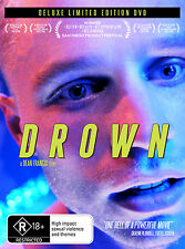 Drown DVD - SIGNED BY THE DIRECTOR INDIVIDUALLY (2016 Deluxe Limited Edition AU)