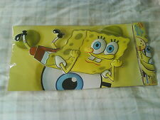 Spongebob Squarepants ~ 3D Glow In The Dark Large Wall Sticker/Decal Bedroom