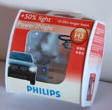 PHILIPS H3 Power2Night 55W for ARB IPF 800 900 driving spot lights