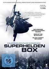 Die Superhelden Box (Die Legende der schwarzen Maske, Rise of the black Ba (OVP)