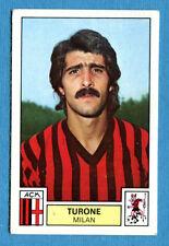 CALCIATORI 1975-76 Panini - Figurina-Sticker n. 183 - TURONE - MILAN -New