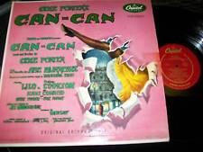 Can Can-mono Ost Lp-capitol-452 Cole Porter Lilo